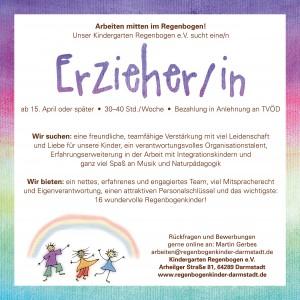 Anzeige_Erzieherin